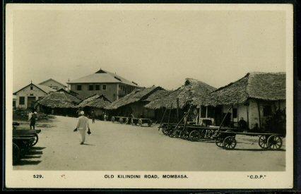 Old Kilindini Road