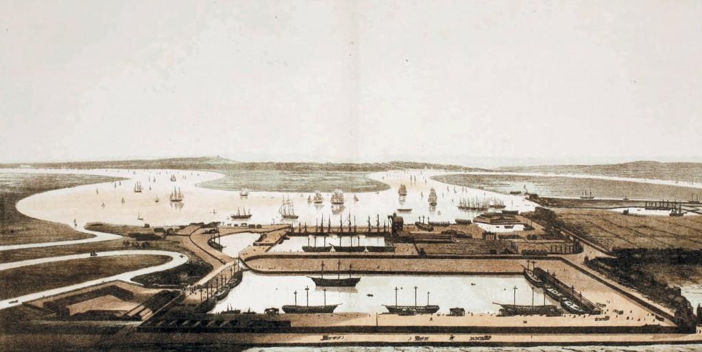 East_India_dock_1806